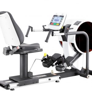Dual Action Recumbent Stepper Pro